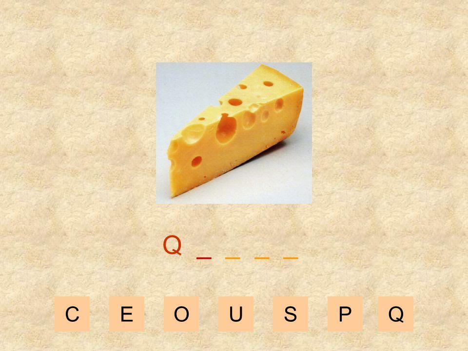 Q _ _ _ _ C E O U S P Q