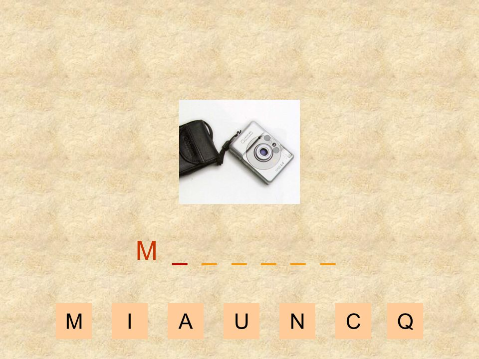 M _ _ _ _ _ _ M I A U N C Q