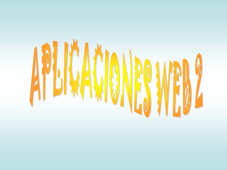 APLICACIONES WEB 2