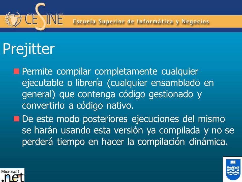 Prejitter