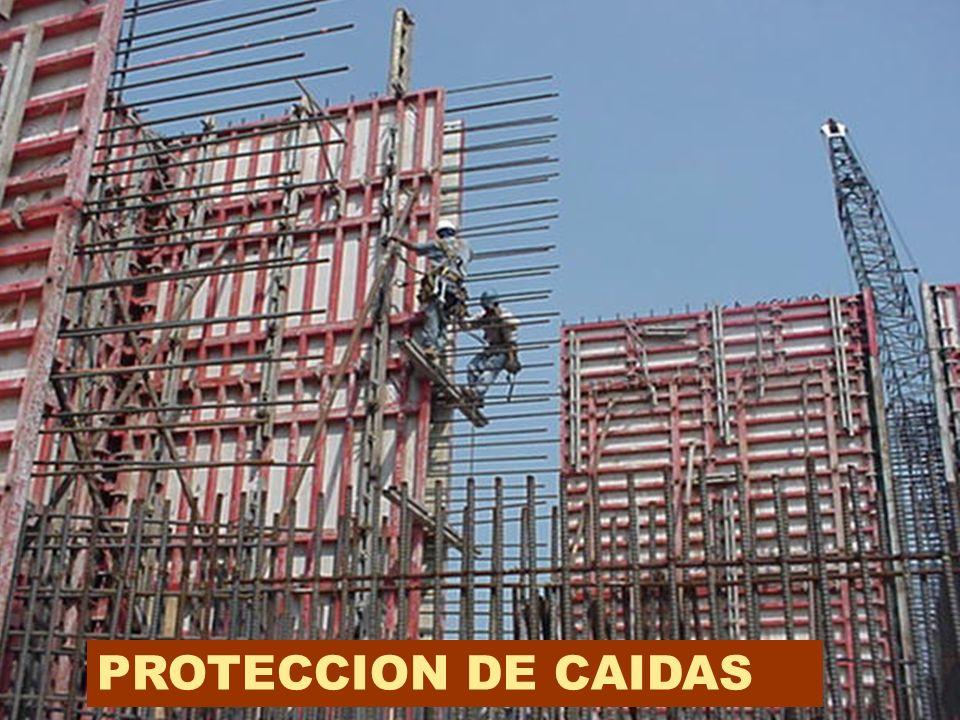 PROTECCION DE CAIDAS