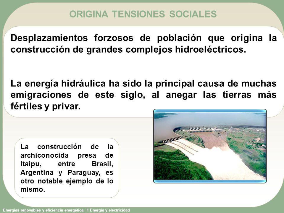ORIGINA TENSIONES SOCIALES
