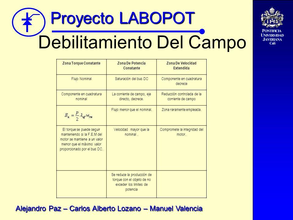Debilitamiento Del Campo