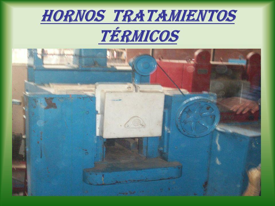Hornos tratamientos térmicos