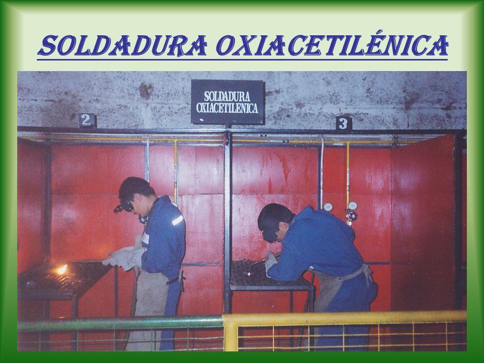 Soldadura oxiacetilénica