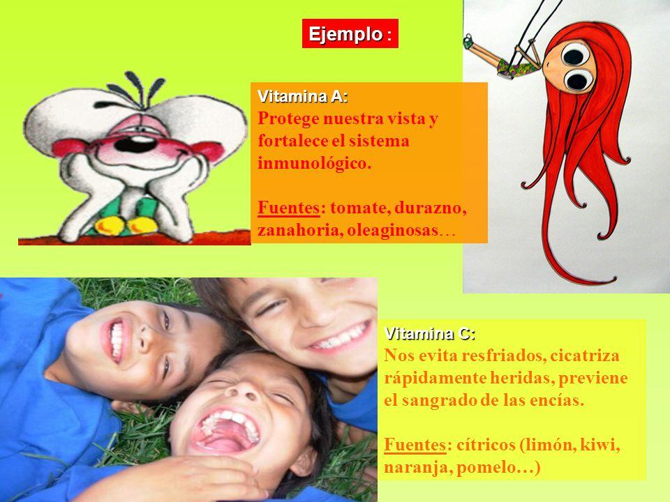 Protege nuestra vista y fortalece el sistema inmunológico.