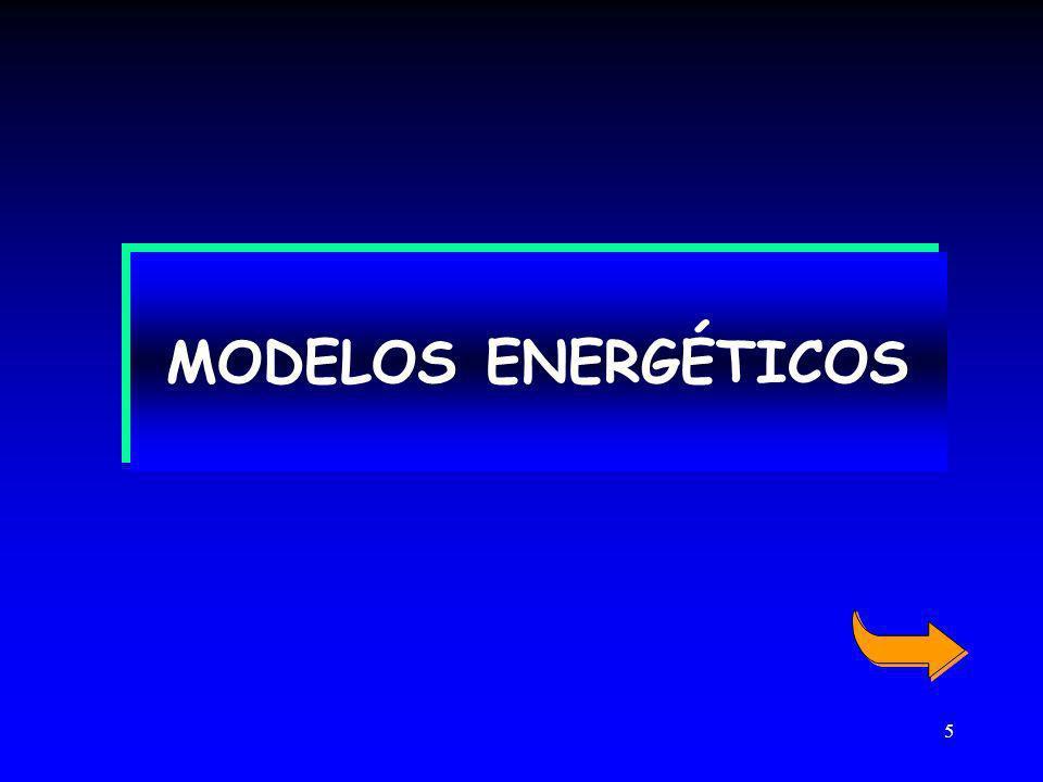 MODELOS ENERGÉTICOS