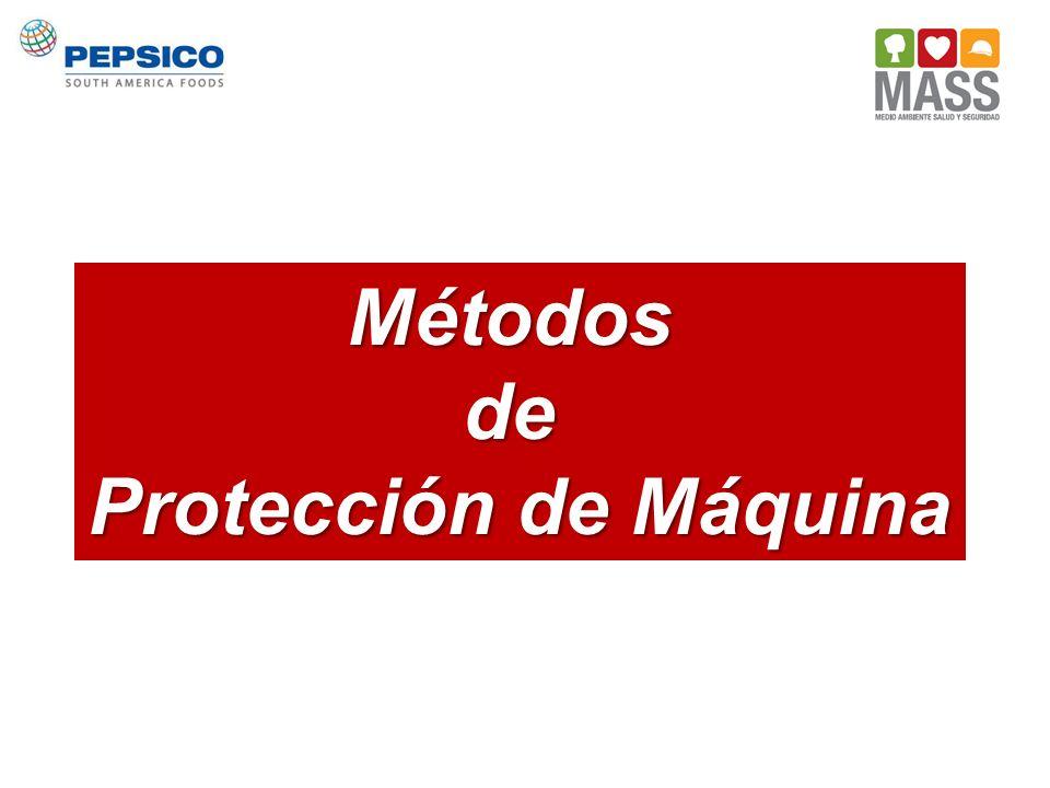 Métodos de Protección de Máquina