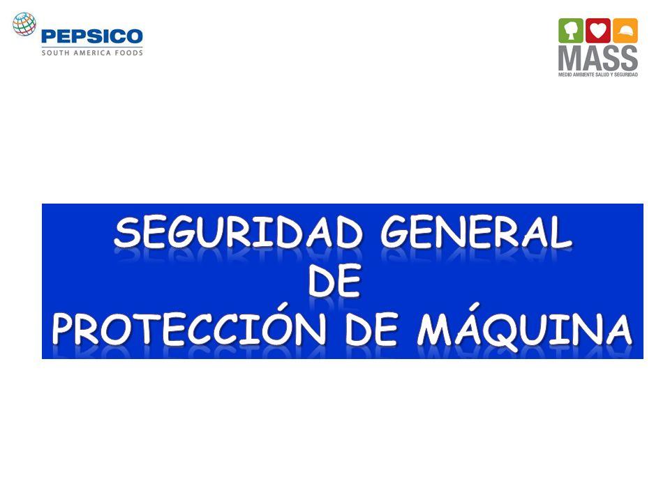 Seguridad general De Protección de máquina