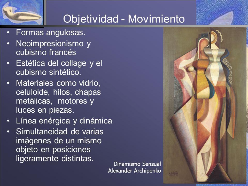 Objetividad - Movimiento
