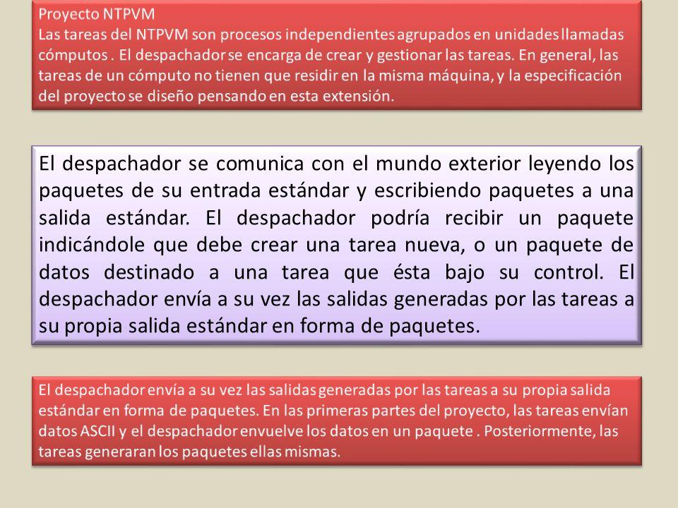 Proyecto NTPVM