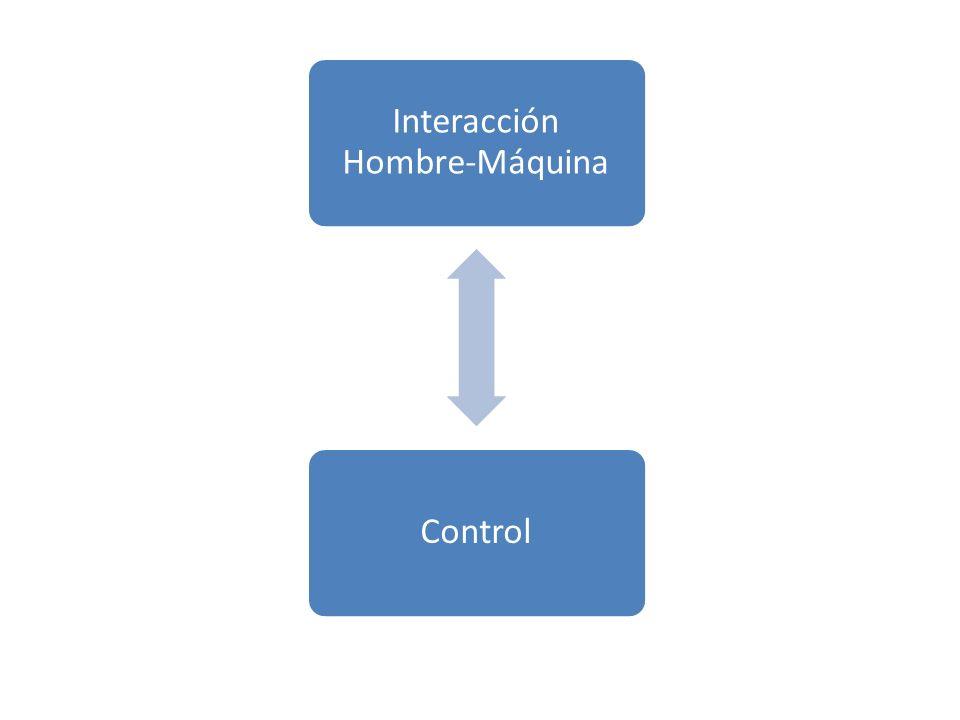 Interacción Hombre-Máquina