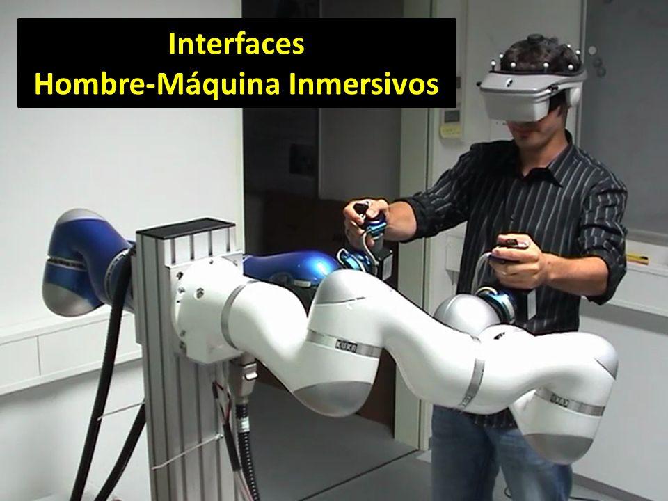 Hombre-Máquina Inmersivos