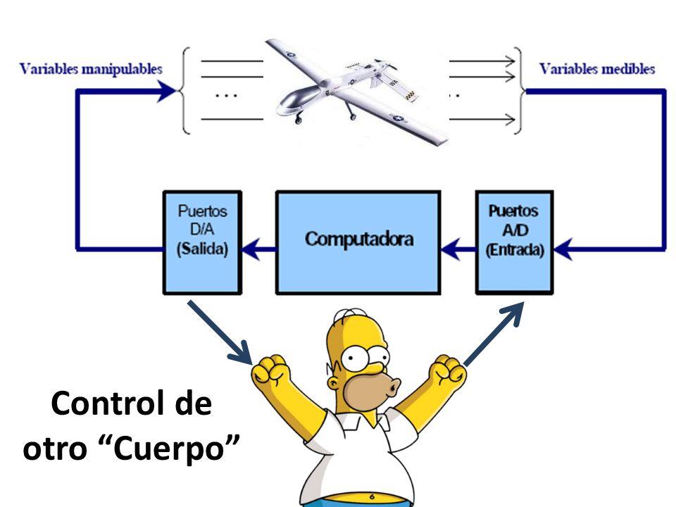 Control de otro Cuerpo