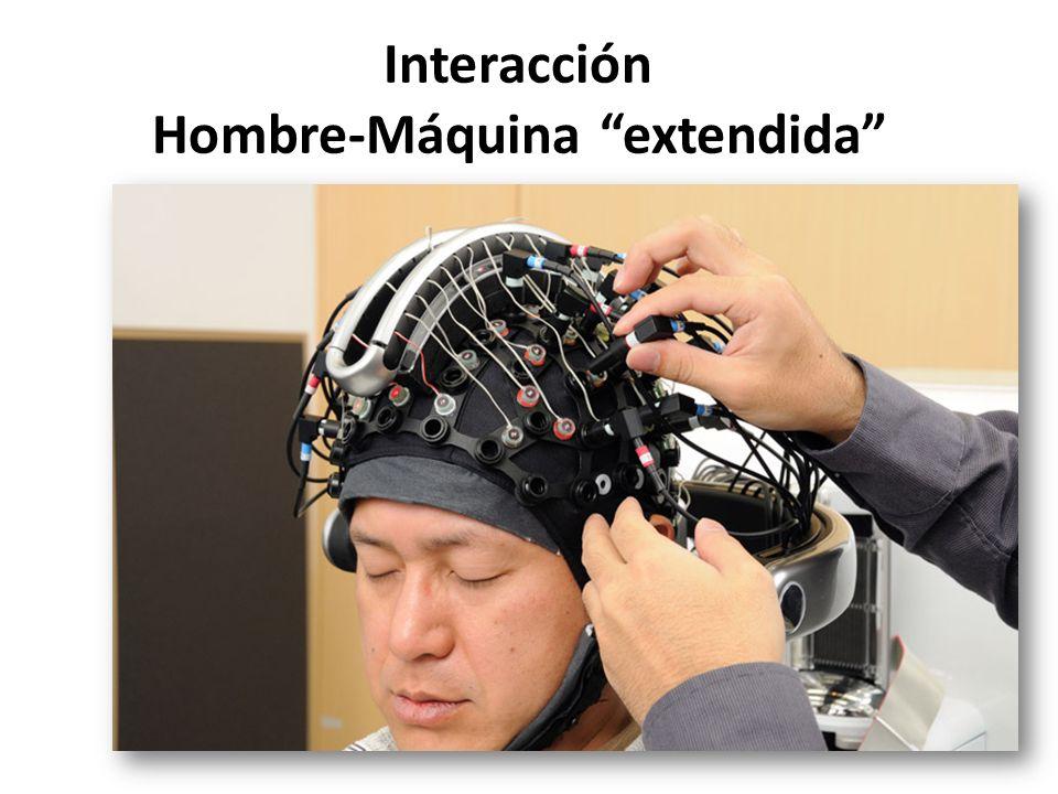 Interacción Hombre-Máquina extendida