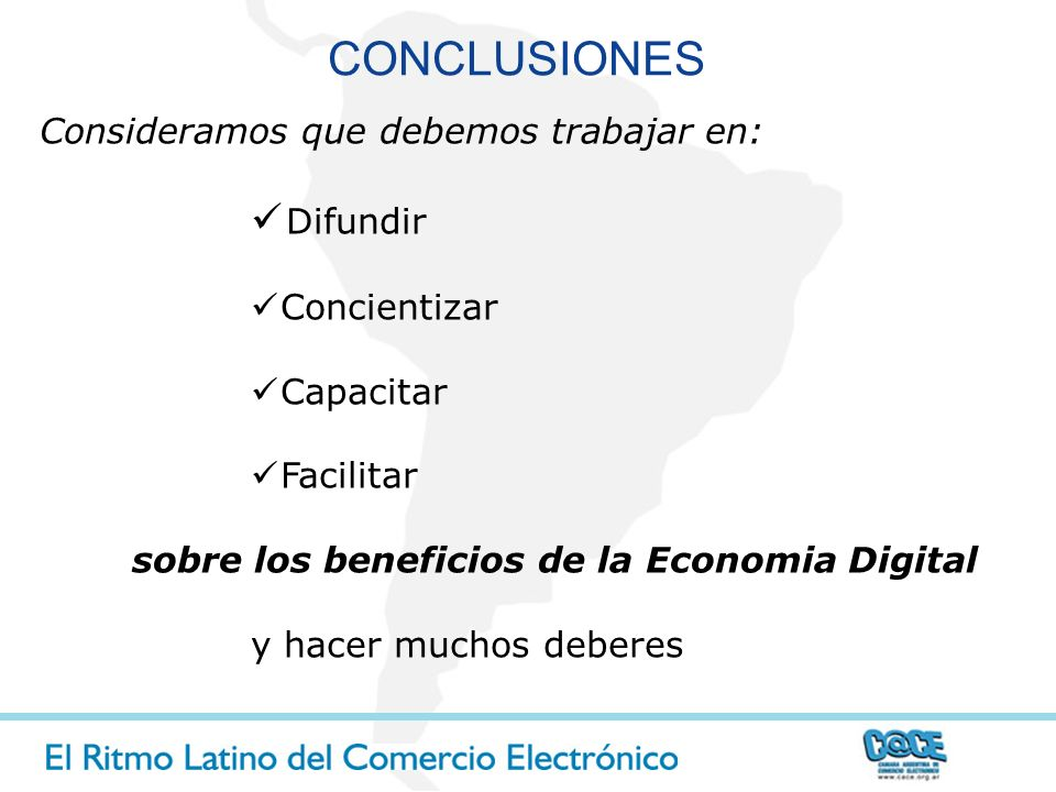 sobre los beneficios de la Economia Digital