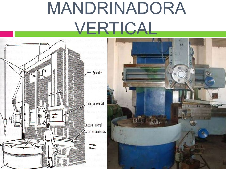 MANDRINADORA VERTICAL