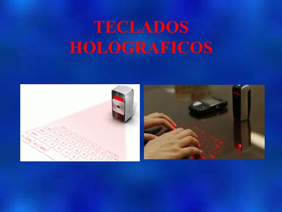 TECLADOS HOLOGRAFICOS