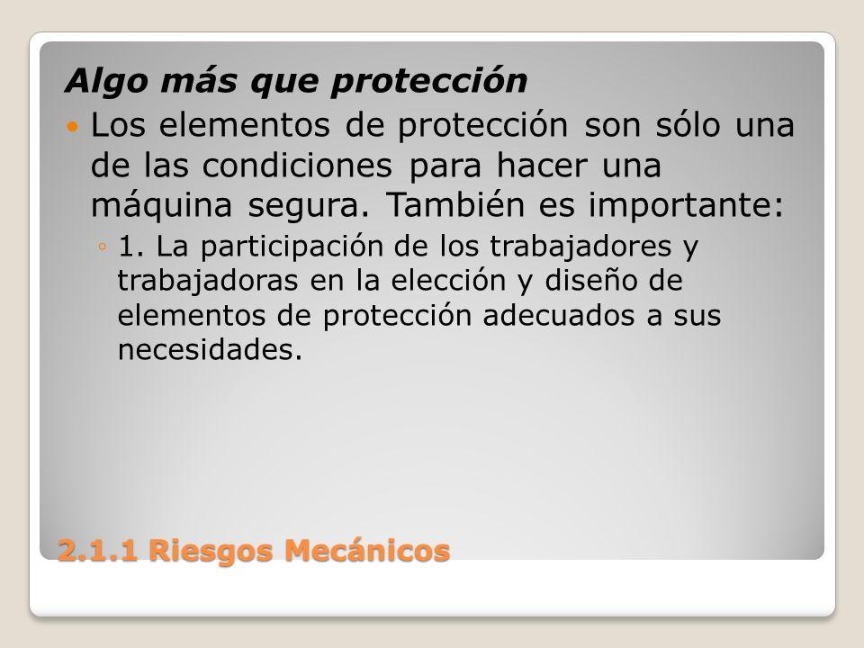 Algo más que protección