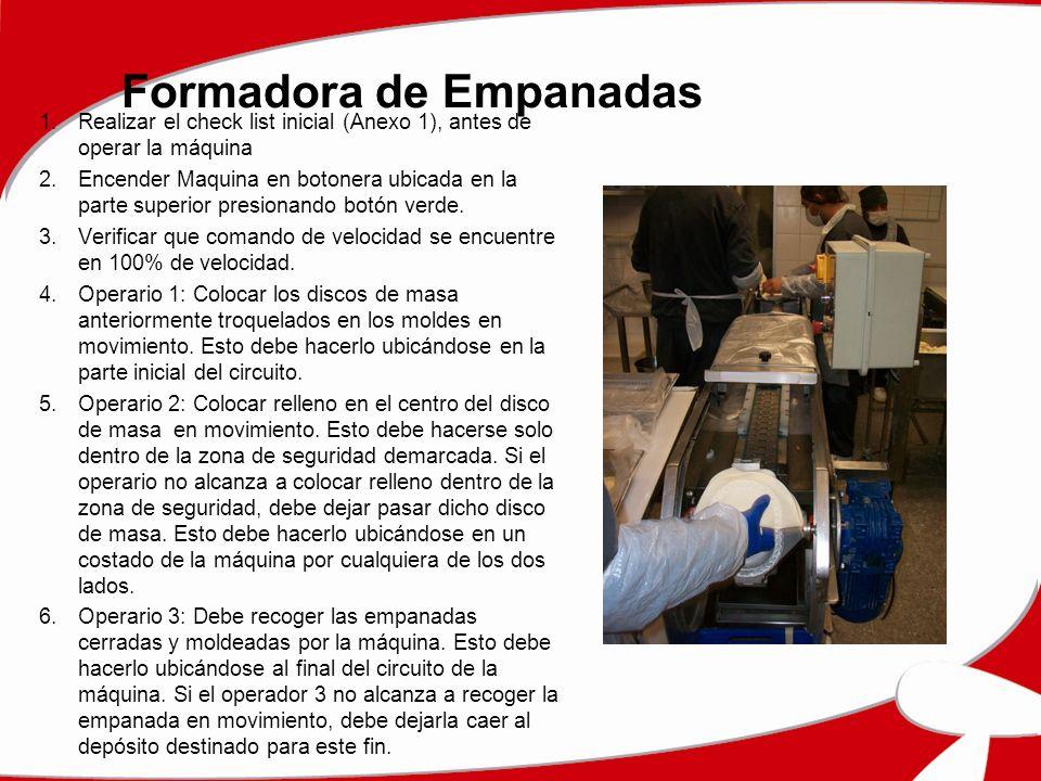 Formadora de Empanadas