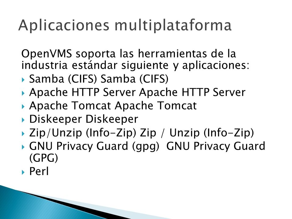 Aplicaciones multiplataforma