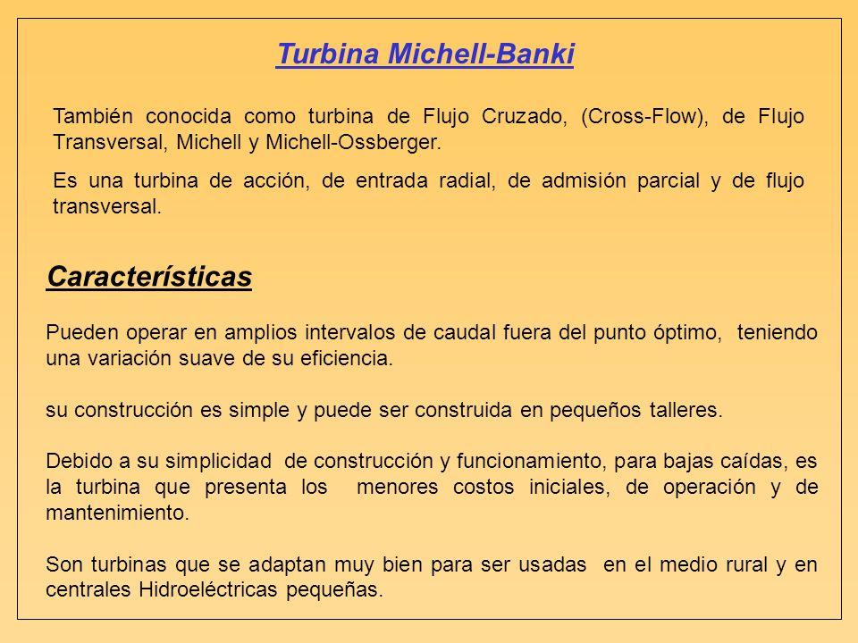 Turbina Michell-Banki
