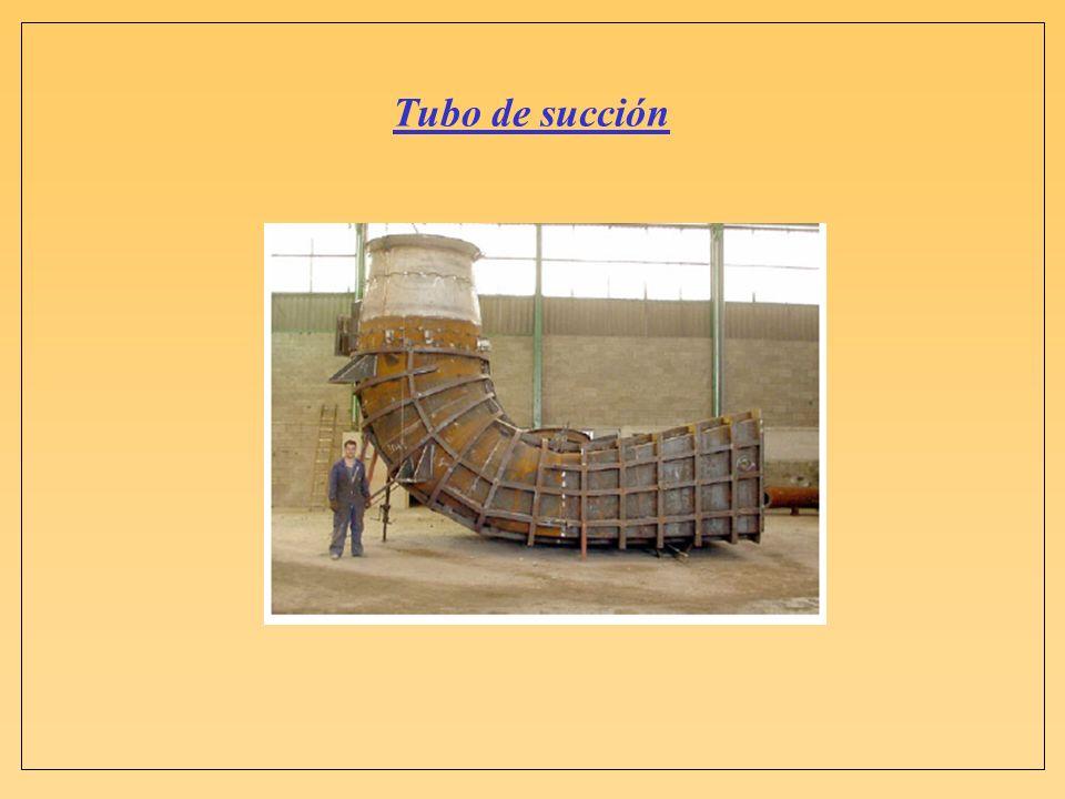 Tubo de succión