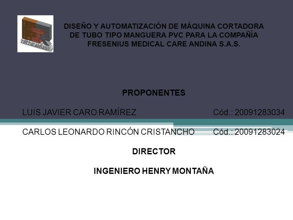 INGENIERO HENRY MONTAÑA