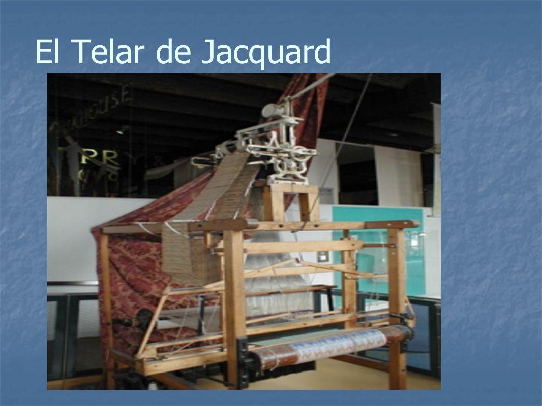 El Telar de Jacquard