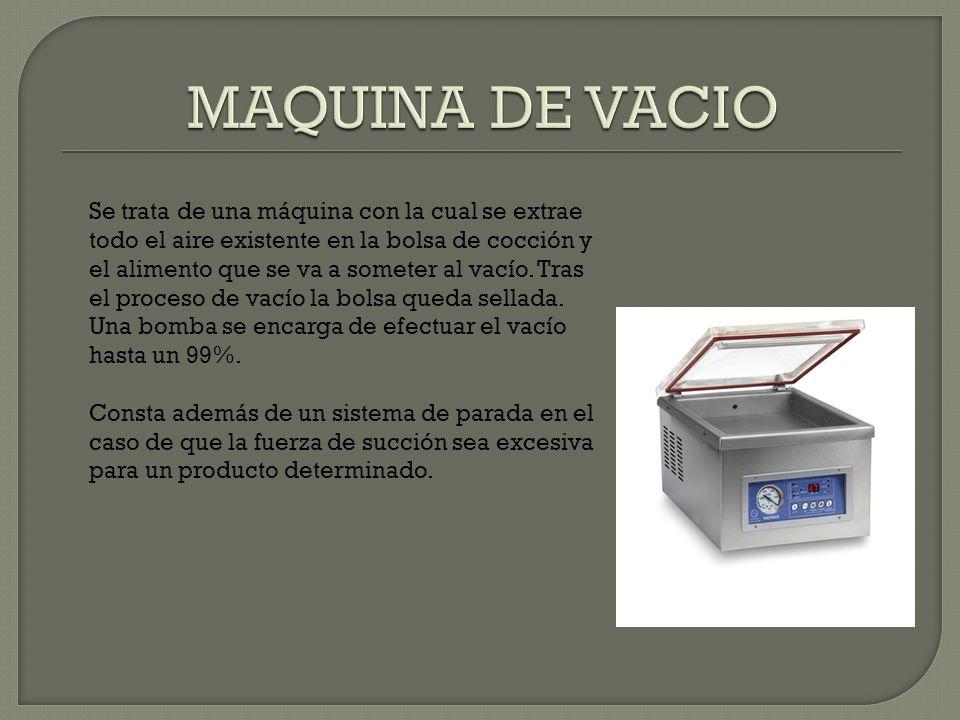 MAQUINA DE VACIO