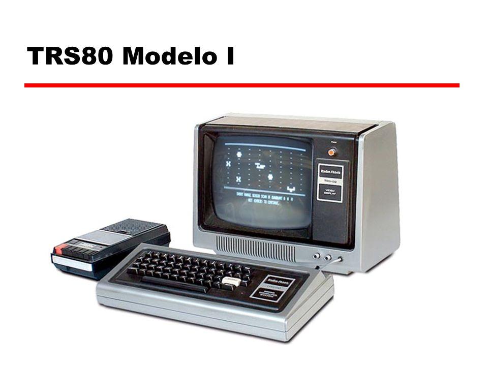 TRS80 Modelo I