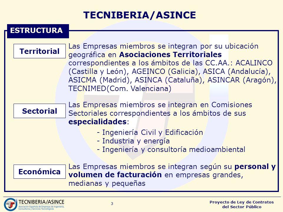 TECNIBERIA/ASINCE ESTRUCTURA