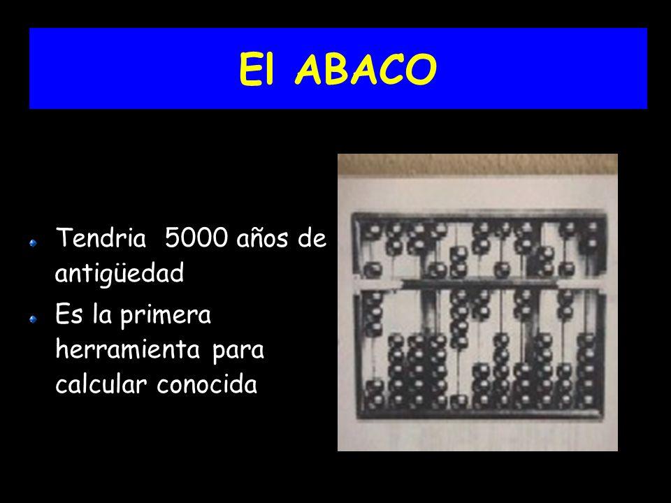 El ABACO Tendria 5000 años de antigüedad