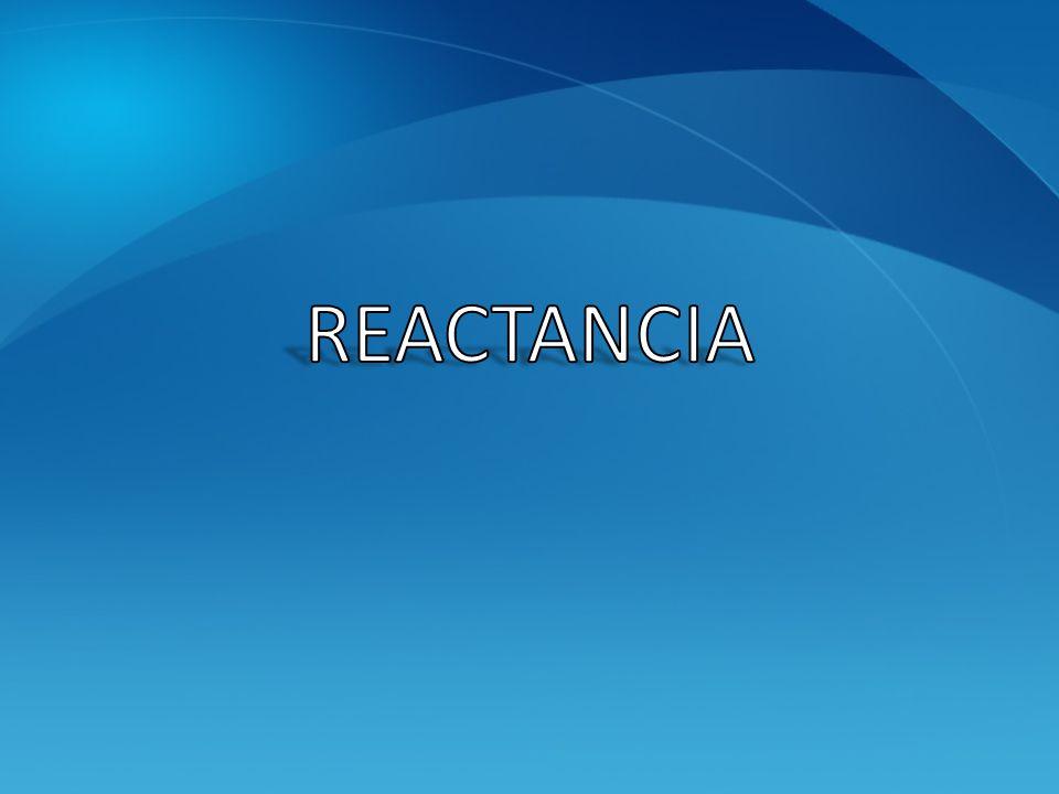 REACTANCIA