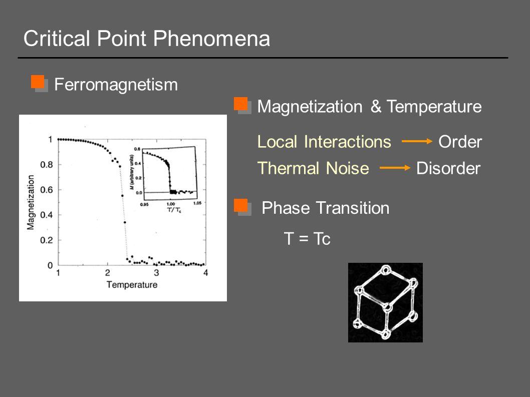 Critical Point Phenomena