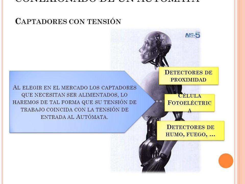 CONEXIONADO DE UN AUTÓMATA