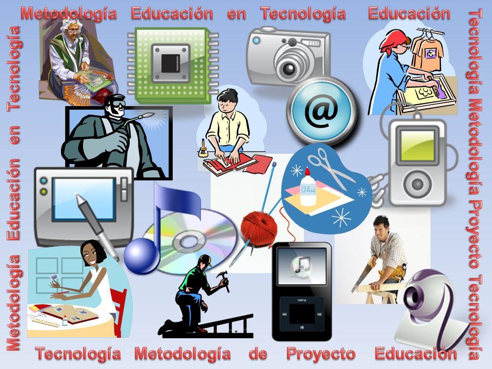 Metodología Educación en Tecnología Educación