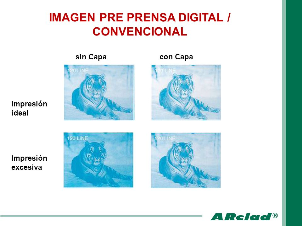 IMAGEN PRE PRENSA DIGITAL / CONVENCIONAL