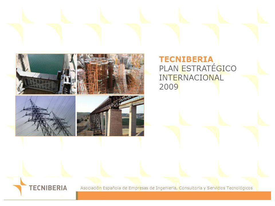 TECNIBERIA PLAN ESTRATÉGICO INTERNACIONAL 2009