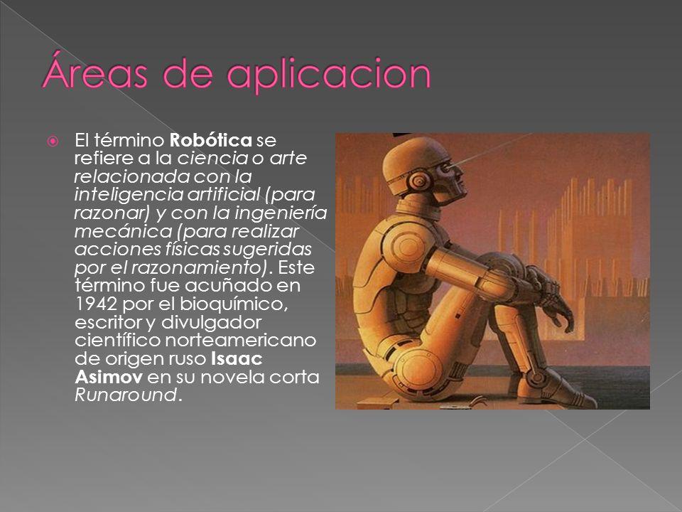 Áreas de aplicacion