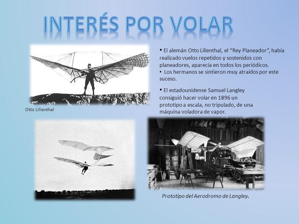 Interés por volar