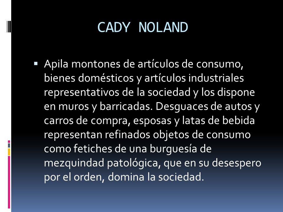 CADY NOLAND