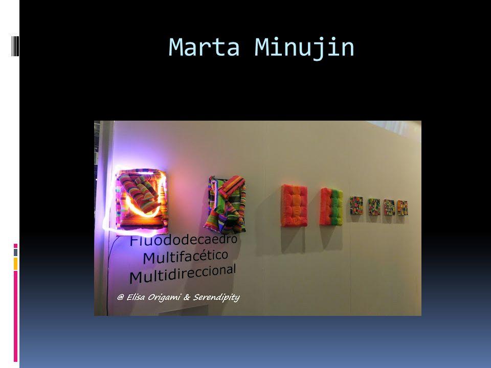 Marta Minujin