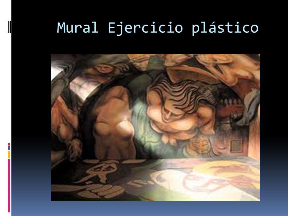 Mural Ejercicio plástico