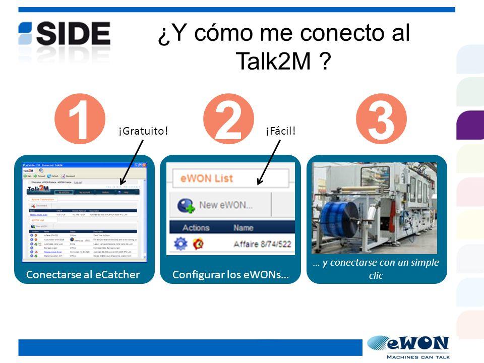¿Y cómo me conecto al Talk2M