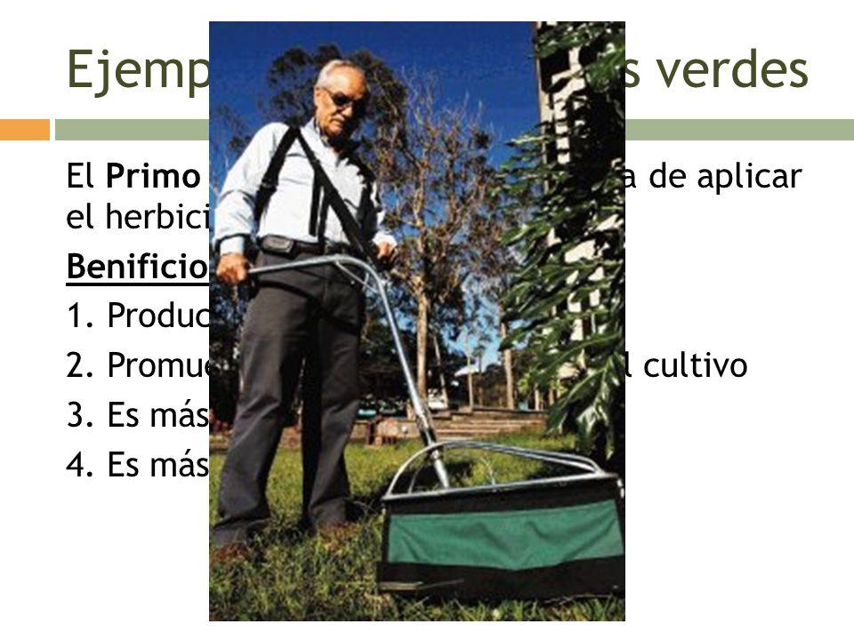 Ejemplos de invenciones verdes