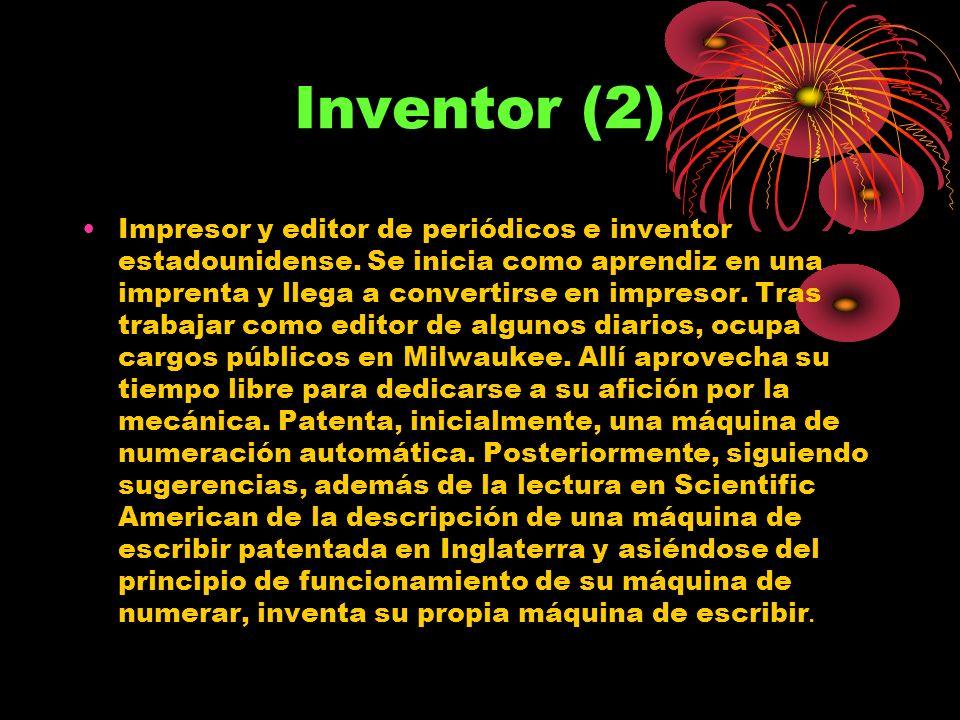 Inventor (2)