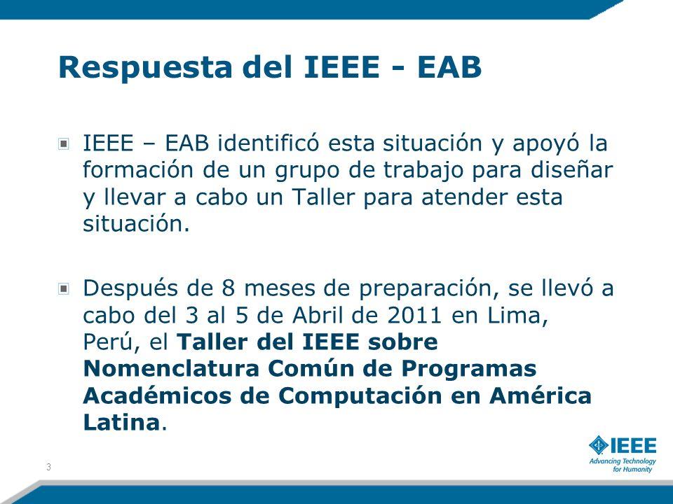 Respuesta del IEEE - EAB