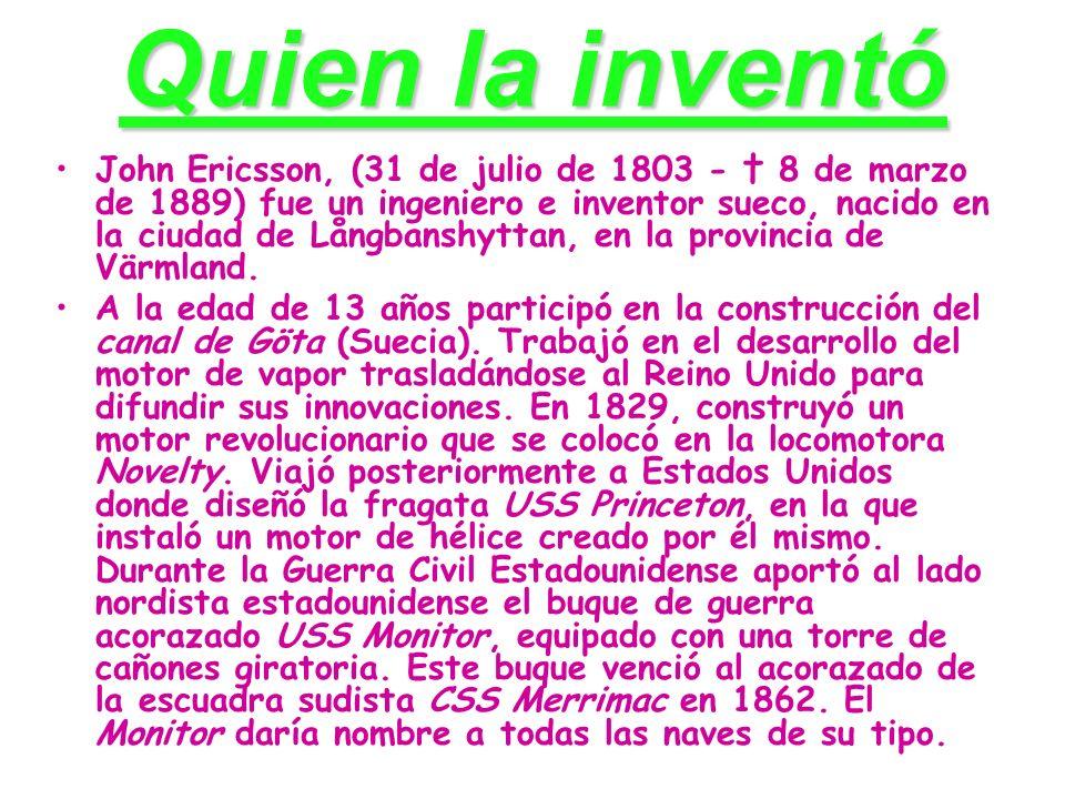 Quien la inventó
