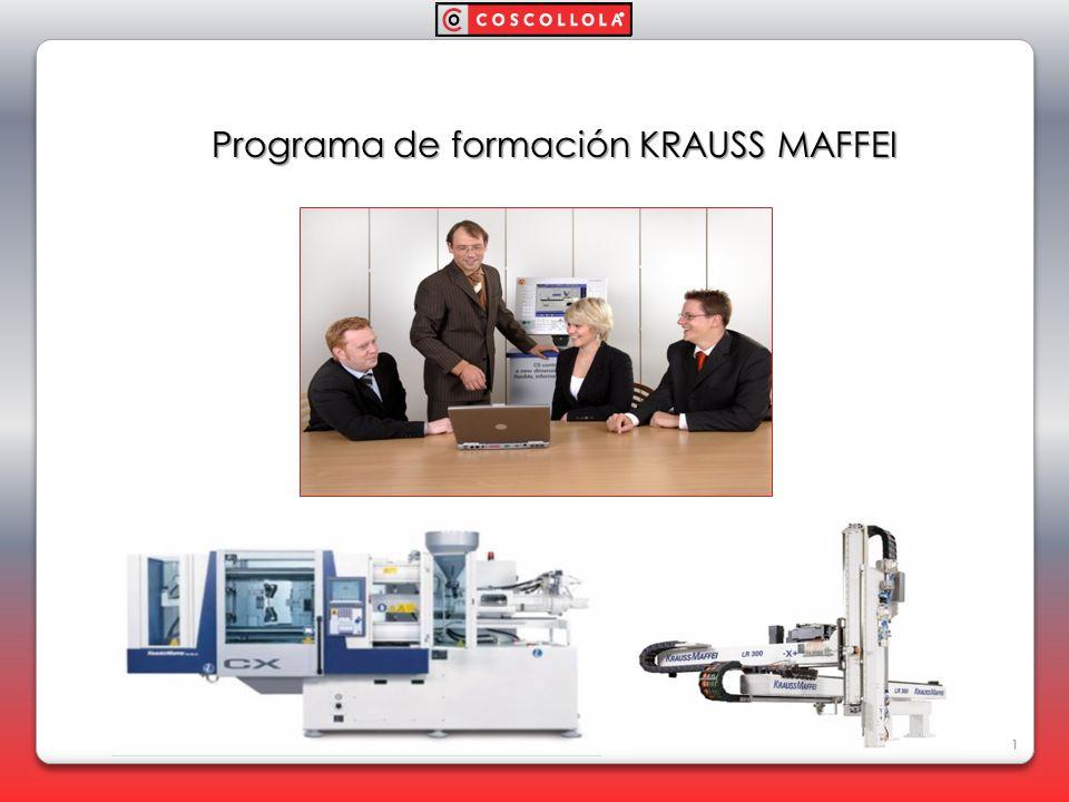 Programa de formación KRAUSS MAFFEI